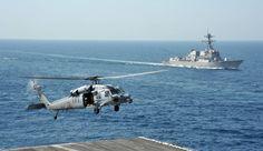 Sykorsky SH-60S Sea Hawk