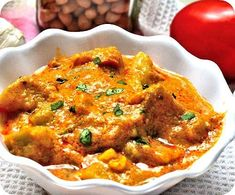 bottle gourd recipes for chapathi rice with step by step photos. sorakaya curry taste awesome can have with rice chapathi. Jain Recipes, Indian Veg Recipes, Paneer Recipes, Curry Recipes, Vegetable Recipes, Dudhi Recipe, Sabzi Recipe, Kurma Recipe, Recipe Image