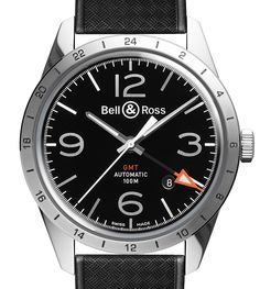 WEGELIN Bijoutier à Grenoble » BELL&ROSS BR 123 GMT 24H