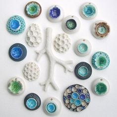 ceramic pendants