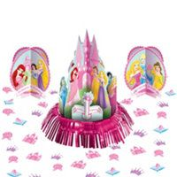 Disney Princess 1st Birthday Party Supplies & Birthday Decorations - Party City