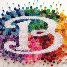 Quilled B - by: Stacy Lash Bettencourt