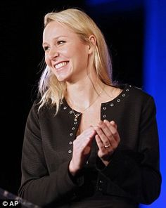 With growing popularity and effective TV performances, Marion Marechal-Le Pen (pictured) is beginning to eclipse her aunt, Marine Le Pen