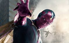 avengers age of ultron vision Wallpapers