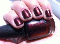 OPI German Collection 2012: German-icure by OPI