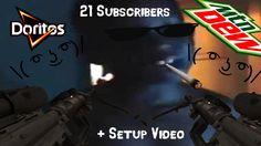 21 SUBSCRIBERS! \_( ͡° ͜ʖ ͡°)_/ (+ Setup Video)