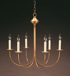 6 Light Candelabra Chandelier | Wayfair