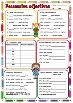 Image of: Internet Site, Website Kids English, English Tips, English Study, English Lessons, Learn English, English Adjectives, English Grammar Worksheets, Grammar Lessons, English Vocabulary