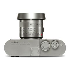 "Leica: Back to the past with the M ""Edition 60"". Vintage Modern. Leica has unveiled probably the most brave and daring digital camera ever at Photokina. A camera that many people would …"