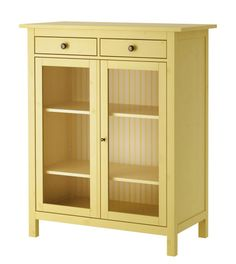 #ikea #yellow #cabinet