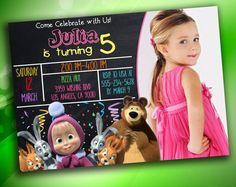 Masha y la invitación de oso, Masha e Orso, Masha y el cumpleaños de oso, Masha y el oso, Masha y el oso invitar, Маша и Медведь