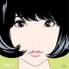 Shiggy Jr.×江口寿史、1stフルアルバムで再びタッグ - 音楽ナタリー
