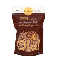 A simple blend of crunchy clusters of oats and almonds infused with pure vanilla and maple. Wonderful snack or addition to other foods.