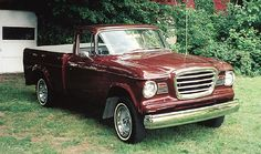 rare old pickups | For its owner, Studebaker truck is a true Champ - Old Cars Weekly