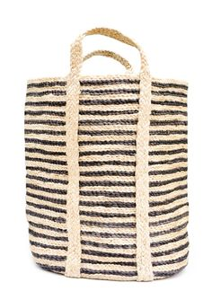 Striped laundry basket: http://www.stylemepretty.com/living/2015/09/02/stylish-storage-baskets-to-organize-your-entire-life/