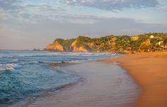 Oaxaca playa