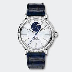 80b7ffbd3a4 IW459001 ma con bracciale a maglia milanese in acciaio Latest Watches