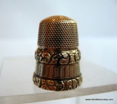 Antique thimbles, Antique hat pins, Antique boxes, Antique card ...