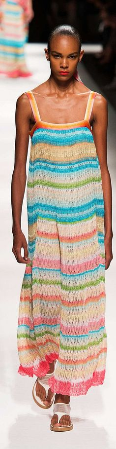Missoni Collection Spring 2015   The House of Beccaria~: