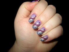 beautiful manicure | ... Art World - gallery of nail design: Very busy , but beautiful Nails