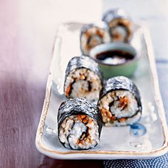Vegetable Maki | CookingLight.com