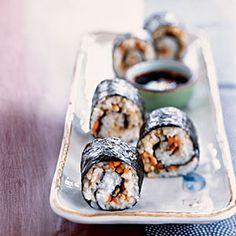 Vegetable Maki | CookingLight.com