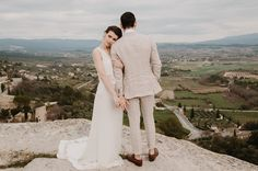 Wedding designer, Tracy Villeneuve ofWORLD TRIP Wedding, who is based intheSouth of France in Luberon, wanted to designa stylish editorial, filled with sweet, rustic design elements, set in the cliffs overlooking her beautiful town. We love that this feature provides the perfect inspiration for couples dreaming of a destination wedding in France, but it also...