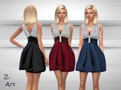 The Sims Resource: Metallic Sparkle by Zuckerschnute20 • Sims 4 Downloads