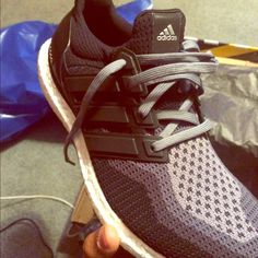 099e6fed8ba3f Men Adidas ultra boost New men shoes. Never wore right out the box. Adidas