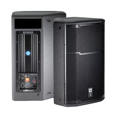 JBL 615M Powered Speakers - Pair. The best mobile DJ speakers. Clear sound and powerful.