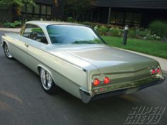 1962 chevrolet bel air | Dick Bales 1962 Chevy Bel Air Hardtop - Inside His Bubble Photo ...