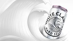 White Claw - Bulletproof International Brand and Packaging Design Agency White Claw Hard Seltzer, Packaging Design, Branding Design, Best Cleaning Products, Making Waves, Crafts For Girls, Rustic Charm, Design Agency, Claws