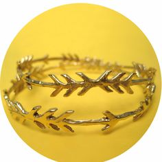 Chevron Arrow Bracelet.