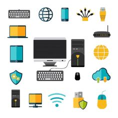 Buy Network Gadget Set by macrovector on GraphicRiver. Network gadget set with flat mobile phone tablet and laptop isolated vector illustration. Editable EPS and Render in . Gadgets, Light Bulb Drawing, Cloud Computing Technology, Computer Vector, Futuristic Background, School Pictures, School Pics, Blue Abstract, Data Visualization