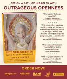 Outrageous Openness by Tosha Silver - MUST READ!