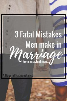Husbands and wives both do stupid stuff in marriage. But women tend to make certain kinds of mistakes while men may be very different. Come see the biggest mistakes that MEN make and why they are so fatal. Check out number SAHM / homemakers / stay at h Marriage Goals, Saving A Marriage, Strong Marriage, Marriage Relationship, Happy Marriage, Marriage Advice, Love And Marriage, Failing Marriage Quotes, Fierce Marriage