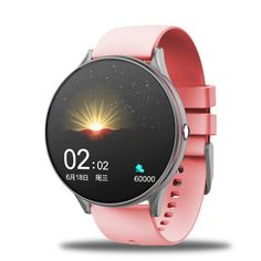 Smart Watch For Men & Women | Multifunctional Sport Heart Rate Blood Pressure IP67 Waterproof Smartwatch, Android 4.4, Android Wear, Badminton, Time And Weather, Weather Update, Fitness Watch, Heart Rate Monitor, Fitness Tracker