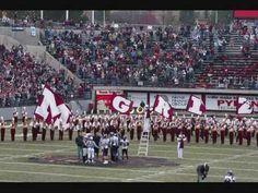 University of Montana Fight Song. GO GRIZ