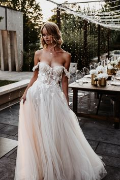 Goals   #MUSEbyBERTA Muse By Berta, Love Fairy, Kisses, Backdrops, Barcelona, Goals, Couture, Wedding Dresses, Collection