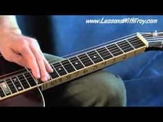 Blues Dobro For The Beginner - In Open D Tuning