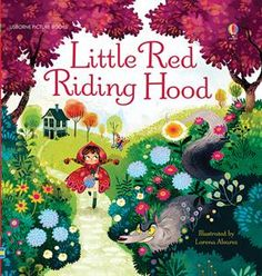 This beautifully illustrated picture book retells the timeless classic of Little Red Riding Hood with simple text - sure to be treasured! Little Red Riding Hood is off to visit her Grandma, but following her through the forest is a very hungry wolf. Find out how she escapes the wolf 's greedy clutches in this lively retelling of the classic fairy tale.