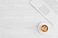 Top view of a table royalty-free stock photo