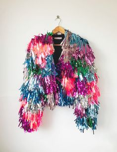 Neon Jacket Special Source by bemypaper de moda Mode Outfits, Fashion Outfits, Womens Fashion, Cheap Fashion, Glitter Outfit, Glitter Jacket, Sequin Jacket, Glitter Clothes, Sequin Maxi