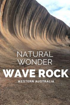 Wave Rock und Mulkas Cave im Outback Australiens - Australia (Oceania) Perth Western Australia, Visit Australia, Australia Travel, Great Barrier Reef, Amazing Destinations, Travel Destinations, Wave Rock, New Zealand Travel, Work Travel