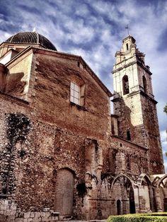 Monasterio Santa Maria de la Valldigna (Simat de la Valldigna - Spain)