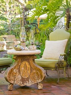 Tropical Patio Sheri Negri Better Homes & Gardens Real Estate www.sherinegri.com