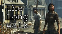 The Long Walk from Quincy - Jun Marcy & Kyle Long - Fallout 4 Lore #Fallout4 #gaming #Fallout #Bethesda #games #PS4share #PS4 #FO4
