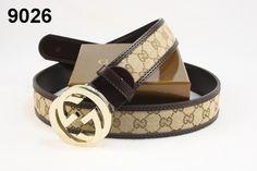 68f26629ca4 Gucci belts white men
