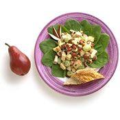 Curried Chicken Salad, Recipe from Cooking.com  Add golden raisins