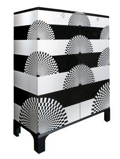 M08X114 cabinet fun fan b-w side